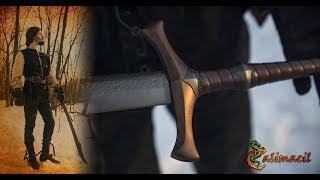 Calimacil - Malchus II, the Swift Hand - LARP Sword