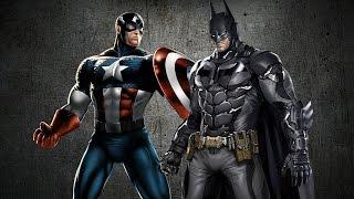 getlinkyoutube.com-Avengers Vs Justice League Epic Trailer 2