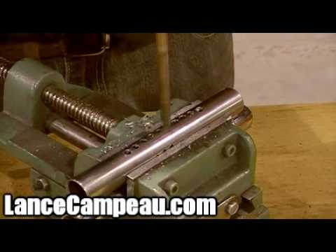 Building a custom 2 stroke muffler - Step 3