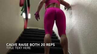 getlinkyoutube.com-Cardio HIIT Stairs Workout - Ultimate Fat Burning Workout