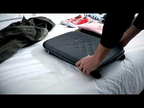 Rollink Flex21 Luggage - Grey
