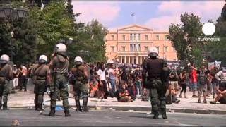 رای گیری پارلمان یونان در مورد...