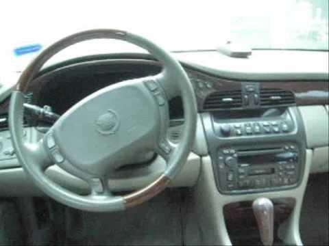 Расположение у Cadillac DTS аккумулятора