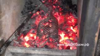 getlinkyoutube.com-Печь на воде. Горение воды в купольных печах www.разЭКОдом.рф