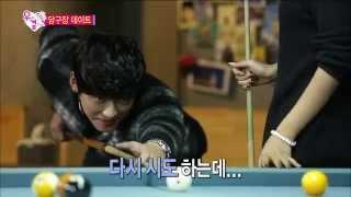 [ENG SUB] We Got Married 4 우결4 - Min ♥ JinYoung Erotic Pocket-ball Match20141206