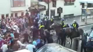 getlinkyoutube.com-Match Riot | West Ham (ICF) vs Millwall (Bushwackers)2009