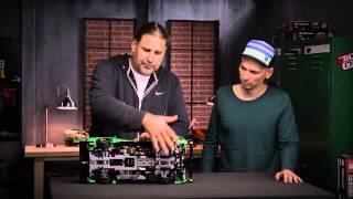 getlinkyoutube.com-24hr Race Car - LEGO Technic - Designer Video 42039