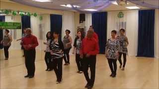 MALAIKA LINE DANCE (Steve Rosario)