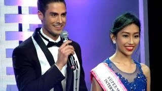 "getlinkyoutube.com-Mister International 2015- Finals Night ""Top 5 and Q&A"""