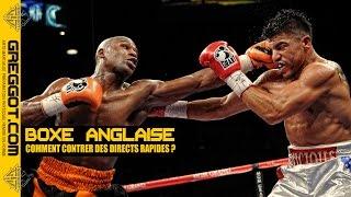 Boxe Anglaise : Comment contrer un adversaire plus rapide ?