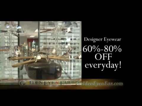 Top Rated Eyeglass Store In Delray Beach | Golden Eye & Ear