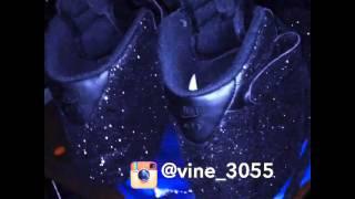 getlinkyoutube.com-Custom Nike airforce one Glitter