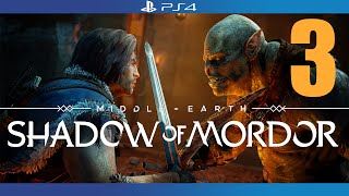getlinkyoutube.com-Middle-Earth: Shadow of Mordor 100% Walkthrough Part 3 | No Commentary