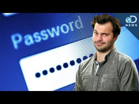 Passwords Suck! New Tech Provides Better Security