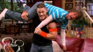 Hannah Montana for ever-Aparición de John Cena