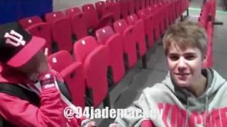 getlinkyoutube.com-Justin Bieber's Hilarious/Cute/Crazy Moments 2011