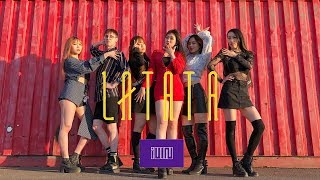 [EAST2WEST] (G)I-DLE ((여자)아이들) - LATATA 1theK Dance Cover Contest