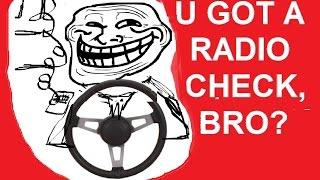 Hilarious CB Radio Trolling! Radio Check Fail. Massive #Triggering on the CB!!! ✔️