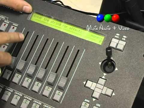 Patch DMX - Pilot 2000 or similar