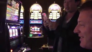 getlinkyoutube.com-Jackpot Handpay! RedHot 7s ReSpin Slot Machine- High Limit Pull at Cosmo