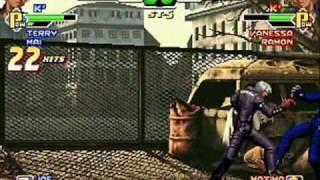 getlinkyoutube.com-The King of Fighters 2000 - TAS