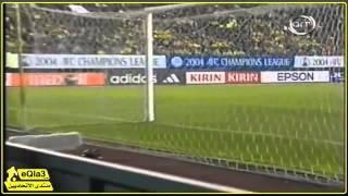 الاتحاد 5 - سيونقام 0 اياب نهائي اسيا 2004