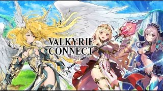 getlinkyoutube.com-VALKYRIE CONNECT Gameplay Video (Android, Mobile RPG Game)