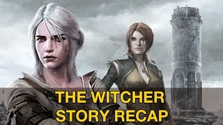 getlinkyoutube.com-Witcher Story Recap: Watch Before You Play The Witcher 3: Wild Hunt