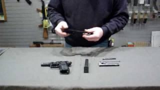 getlinkyoutube.com-Beretta 92FS disassembly and reassembly