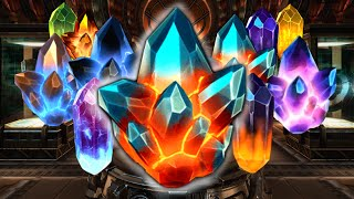 getlinkyoutube.com-Crystal Crashing 10 - Opening 329 Crystals : Marvel Contest Of Champions