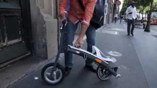 getlinkyoutube.com-Stigo scooter - beautiful drive