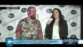 Dan McCarthy - CityIICity