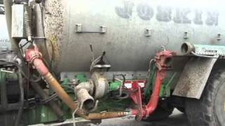 SlurryKat Auto Discharge Arm