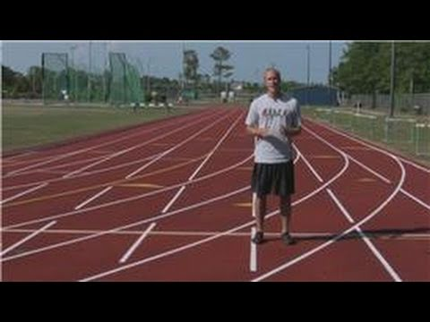 Track Running Tips : 200-Meter Dash Tips
