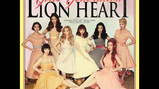 getlinkyoutube.com-[Official Instrumental] Lion Heart - Girls' Generation SNSD (소녀시대)