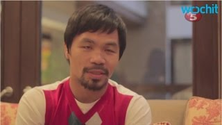 Manny Pacquiao: 'Gay People are Worse Than Animals'