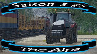 getlinkyoutube.com-FARMING SIMULATOR 15 / The Alps / Nouvelle saison ep 5 / multi