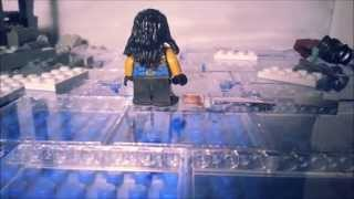getlinkyoutube.com-Lego the Hobbit: Thorin kills Azog
