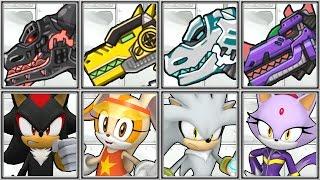 getlinkyoutube.com-Dino Robot Corps + Sonic Dash - Full Game Play - 1080 HD