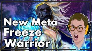 getlinkyoutube.com-Hearthstone - New Meta Freeze Warrior
