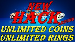 getlinkyoutube.com-8 Ball Pool - NEW HACK AROUND | UNLIMITED COINS | UNLIMITED RINGS | COINS TRICK | RINGS TRICK