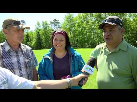 Un beau succès pour le tournoi de golf du Festival de l'Oie