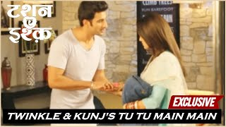 getlinkyoutube.com-On Location - Tashan-e-Ishq Scene Coverage of Twinkle and Kunj