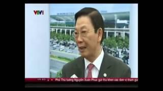 Khánh thành Cụm công trình trọng điểm quốc gia (4/1/2015)