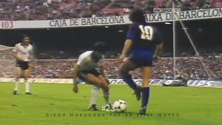 getlinkyoutube.com-Diego Maradona Top 50 Amazing Skill Moves Ever | Is this guy the best in history? D10S