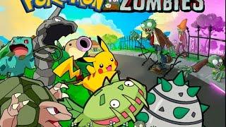getlinkyoutube.com-Pokemon VS Zombies Gameplay