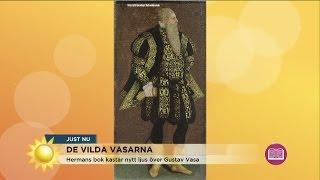 getlinkyoutube.com-Herman Lindqvist om familjen Vasa: Alla var musikaliska  - Nyhetsmorgon (TV4)