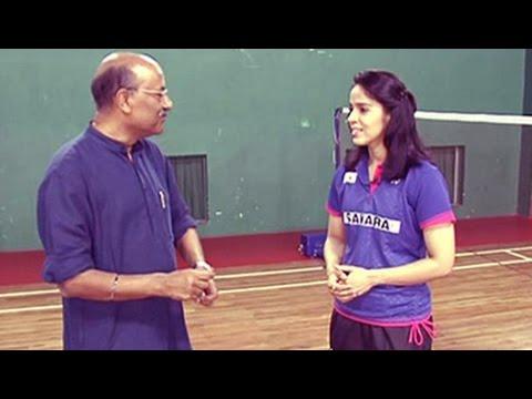 Walk The Talk with badminton champion Saina Nehwal