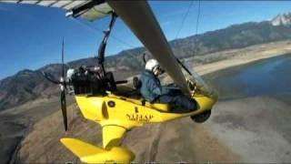 getlinkyoutube.com-Engine Out Emergency Deadstick Landing Trike Flying with Paul Hamilton CFI