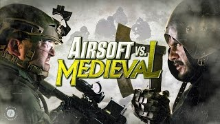 getlinkyoutube.com-Airsoft vs Medieval